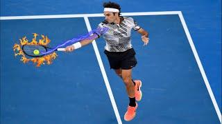 Roger Federer - ROCKET Shots