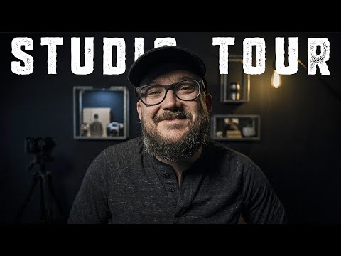 My YouTube Studio Setup 2019 Edition