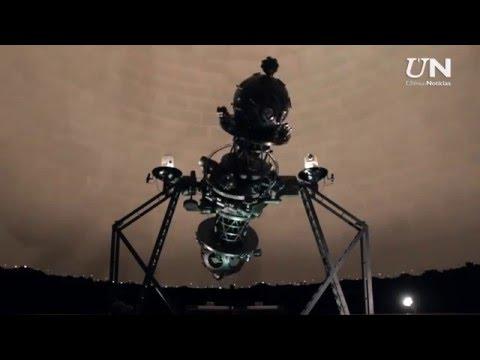 Proyector planetario Carl Zeiss (Planetario Humboldt)