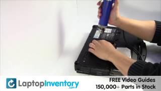 panasonic toughbook cf 52 cf 53 wifi replacement wireless card installation fix install laptop