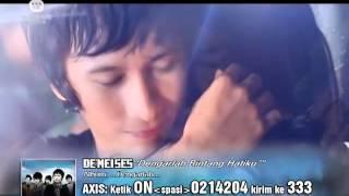 DEMEISES   Dengarlah Bintang Hatiku Official Video Clip