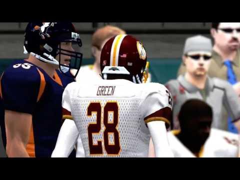 CAG 50 - 1991 Redskins vs. 1998 Broncos