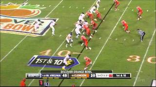 The South Beach Smackdown (Highlights of the 2012 Orange Bowl)