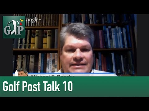 Golf Post Talk 10 - Abu Dhabi Golfturnier - Bernhard Langer