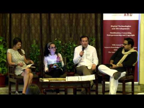 Fifth Annual Workshop of the Access to Knowledge for Development Center- Part 6
