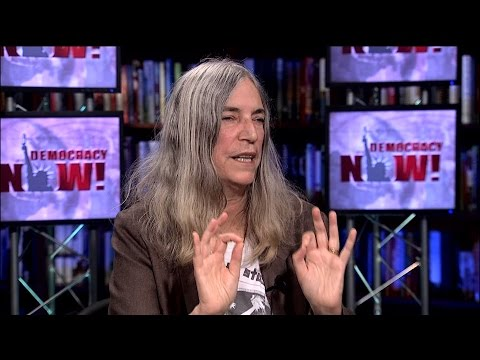Legendary Patti Smith on Her New Memoir