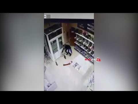 Жителю Благовещенска удалось украсть из местного магазина один комплект постельного белья
