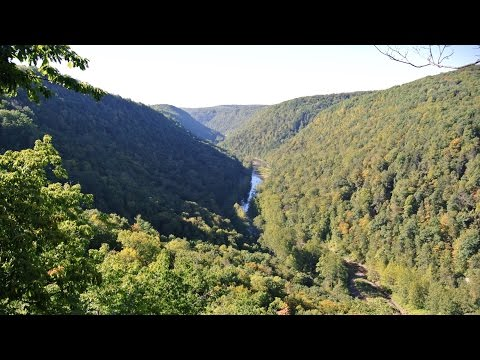 Exploration of the Pennsylvania Grand Canyon