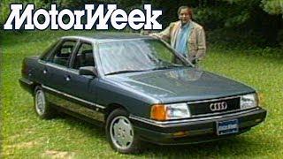 1989 Audi V8 Quattro | Retro Review