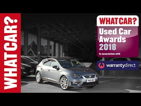 Best Used Cars Revealed: 2018 Used Car Of The Year Awards | What Car?