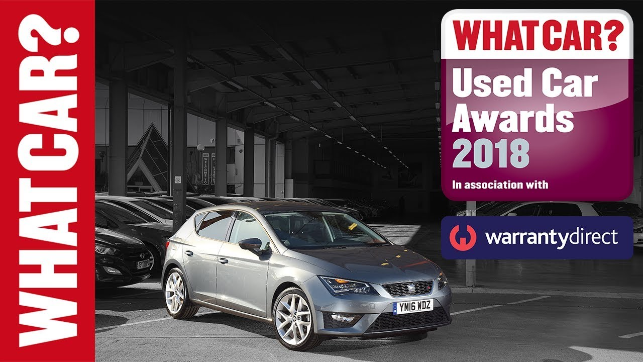 Best used cars revealed: 2018 Used Car of the Year Awards   What Car? - Dauer: 6 Minuten, 25 Sekunden