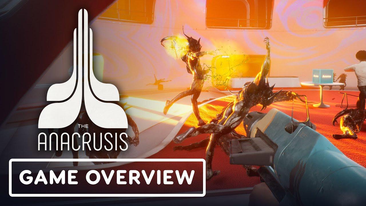 The Anacrusis - Game Overview   Xbox Games Showcase - IGN thumbnail
