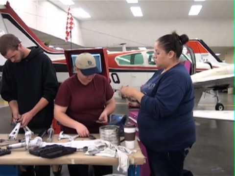 Big Bend Community College Aviation Maintenance Technology
