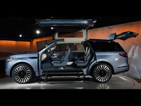 2018 Lincoln Navigator Interior Best Luxury Full Size Suv You