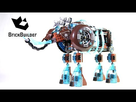Lego Chima 70145 Maula