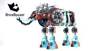 Kijk Lego Chima 70145 Maula
