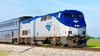 Passenger Trains Galore HIGHLIGHT REEL