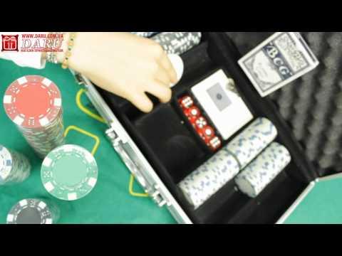 Видео Покерный набор что входит