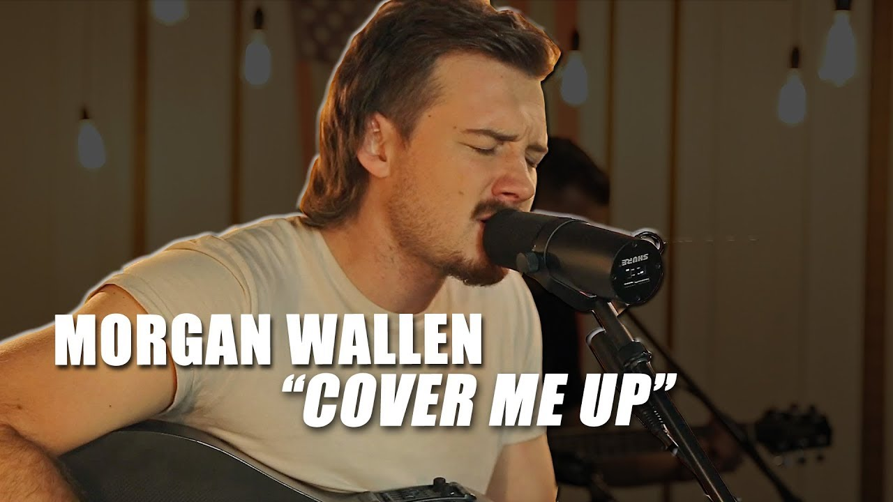 Morgan Wallen Covers Jason Isbell's 'Cover Me Up' and    WOW!