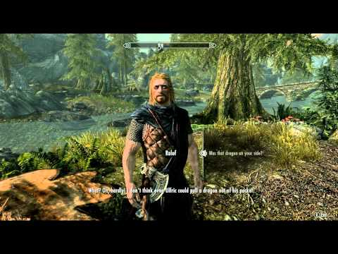 Darksend The Dragonborn: Skyrim Episode 2 - Lots Of Backstory And To Much Listening