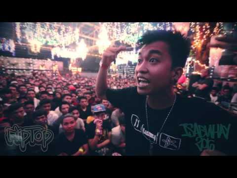 FlipTop - Tipsy D vs J-King @ Isabuhay 2016