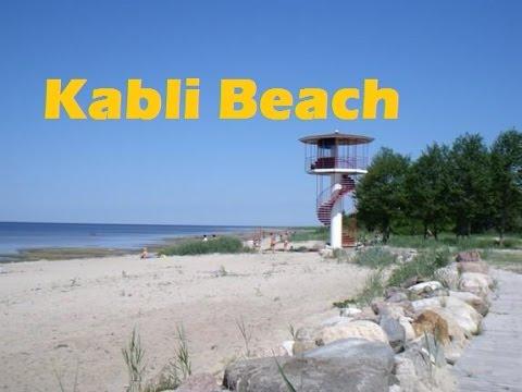 Kabli Beach Pärnu County Estonia