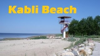 Kabli Beach Pärnu County Estonia