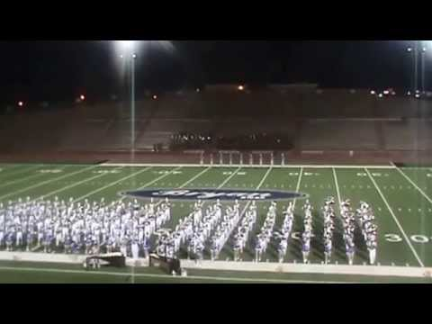 Lufkin High School Band - NAMMB 2012