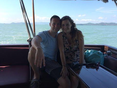 Nadia + Kyle go to Thailand