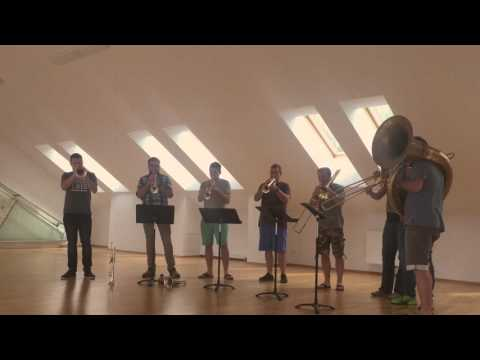 """Someone Like You"" | Christoph Moschberger & da Blechhauf"