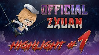 Official ZXs Highlights 1