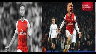 WELCOME TO ARSENAL! | MUSTAFI AND PEREZ | GOALS AND HIGHLIGHTS