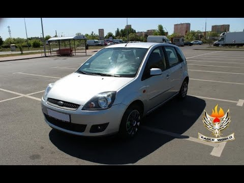ford fiesta mk 6 recenzja pl eng youtube. Black Bedroom Furniture Sets. Home Design Ideas