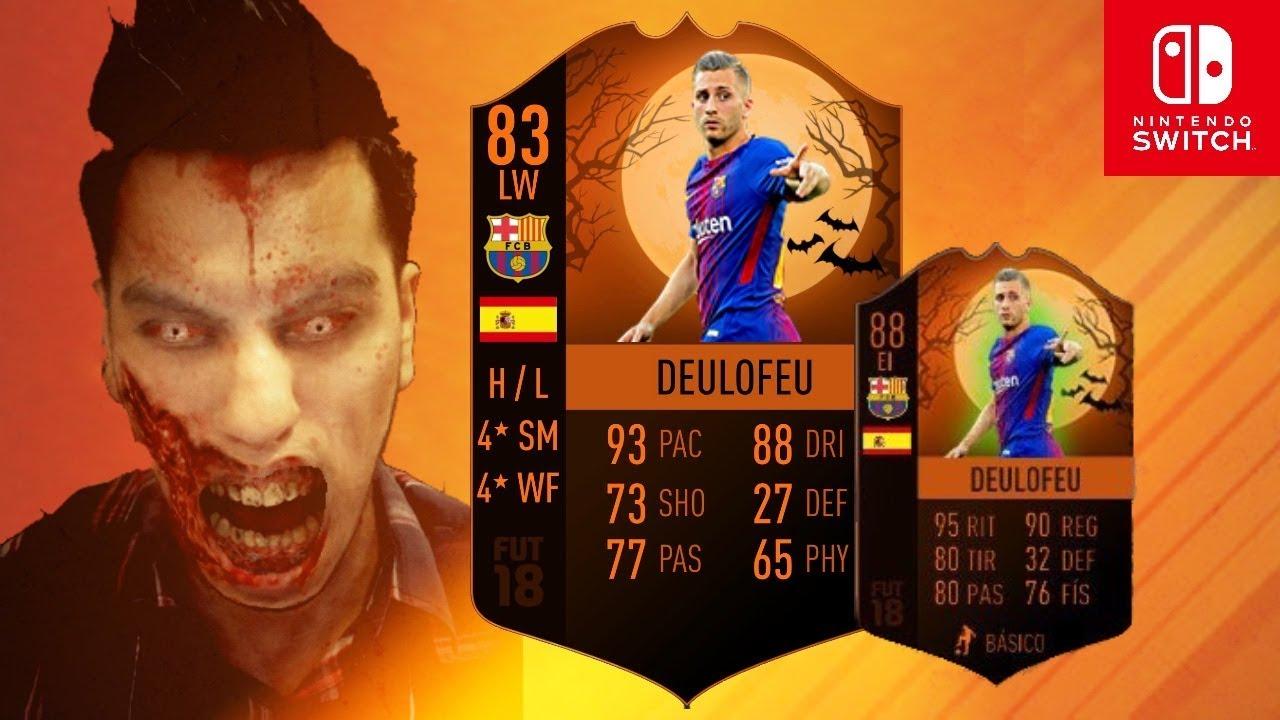 Deulofeu Fifa 18