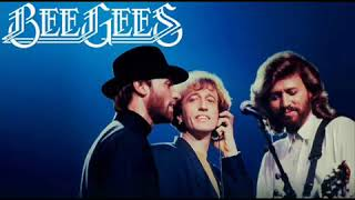 BEE GEES Somebody stop the music