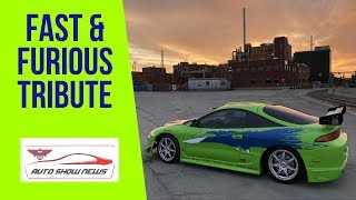 FAST AND FURIOUS TRIBUTE OTTAWA AUTO SHOW