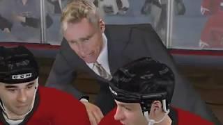 NHL 08 - 2007 - Russia  VS  Canada (PC)