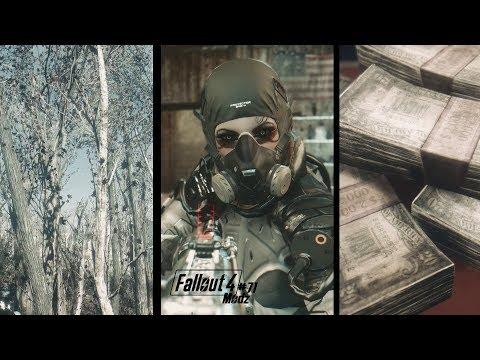 Fallout 4 Modz #31 LooksMenu Customization Compendium