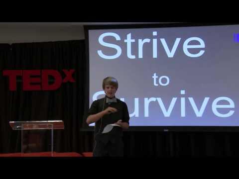 Strive to Survive - Thomas Manning