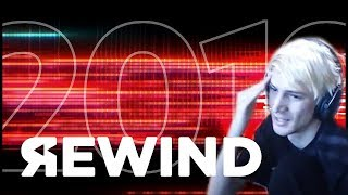 Xqc Reacts To Youtube Rewind 2019: For The Record | #youtuberewind