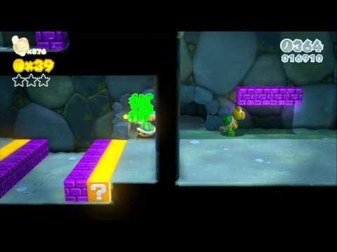 Super Mario 3D World Truco Vidas Infinitas
