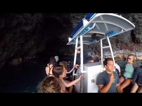 Captain Andy's Napali Coast Raft Tour Kauai
