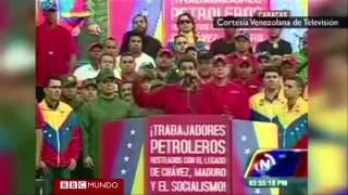 Leopoldo López conocerá sus cargos esta tarde en Venezuela