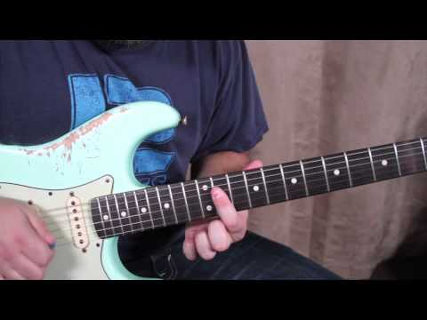 How to Play Breed by Nirvana - Kurt Cobain - Fender Guitars - Marty Schwartz