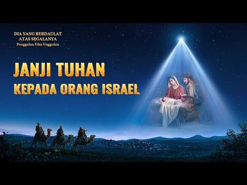 Film Pendek Rohani Kristen | Klip Film(9)Janji Tuhan Kepada Orang Israel - Edisi Dubbing
