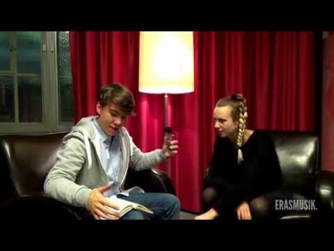 MØ Interview in Zurich
