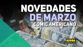 Novedades AMERICANO | MARZO 2020