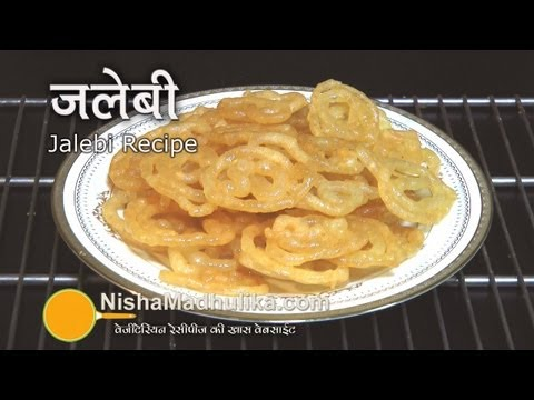Jalebi Recipe Video - Indian Sweets Travel Video