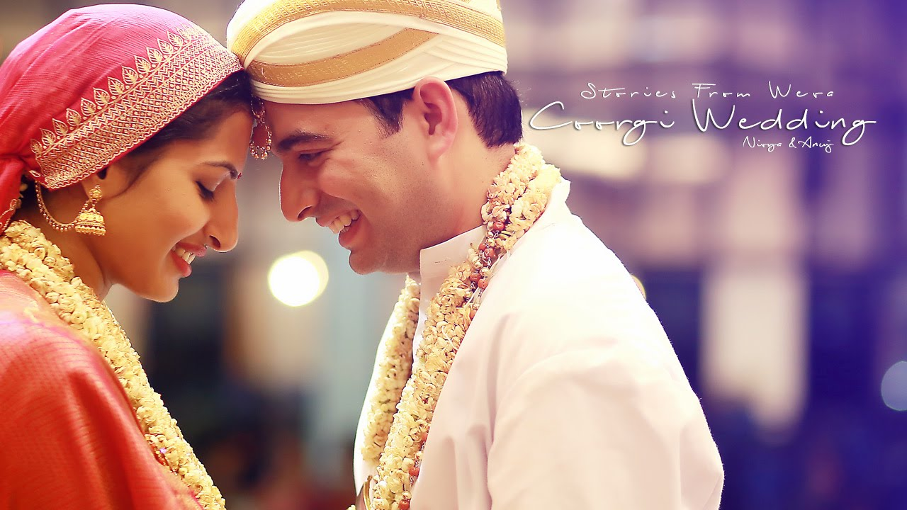 A Coorg Wedding Stories From Weva Youtube