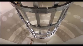 How to build a barrel vault  - I PROFILI  www.iprofili.com